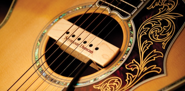 Best acoustic guitar pickup